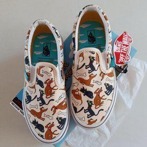 Vans x The Simpsons (Pets) kids Classic Slip-On Sneakers